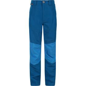 Regatta Sorcer Mountain IV Trousers Kids, petrol/niebieski
